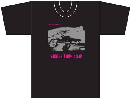 Bigger Than Punk T-shirt