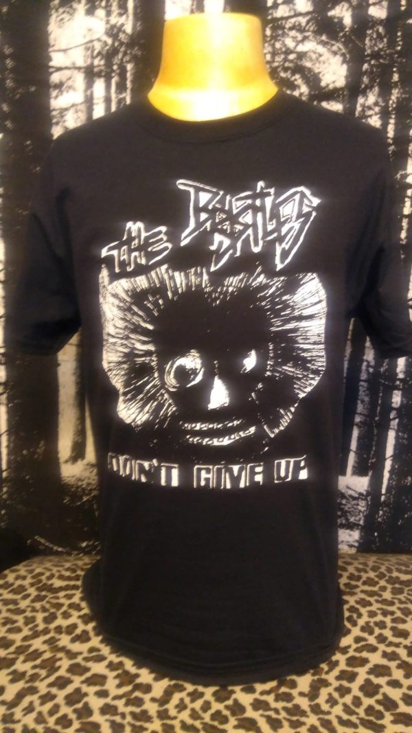 The Bristles - Don't Give Up T-shirt