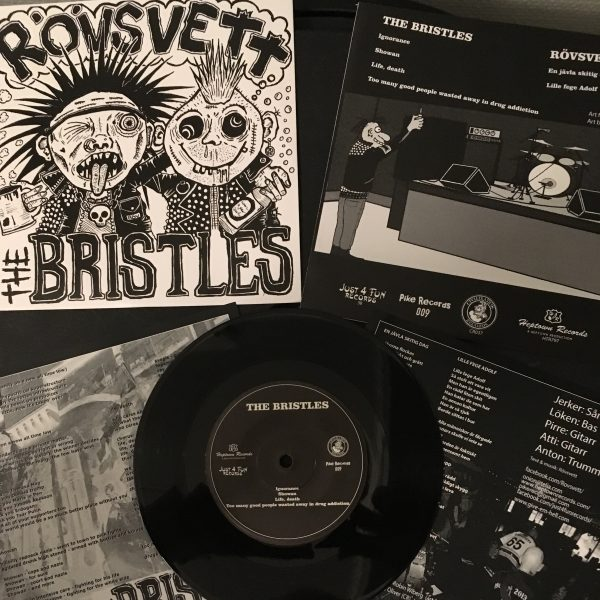 The Bristles - Rövsvett